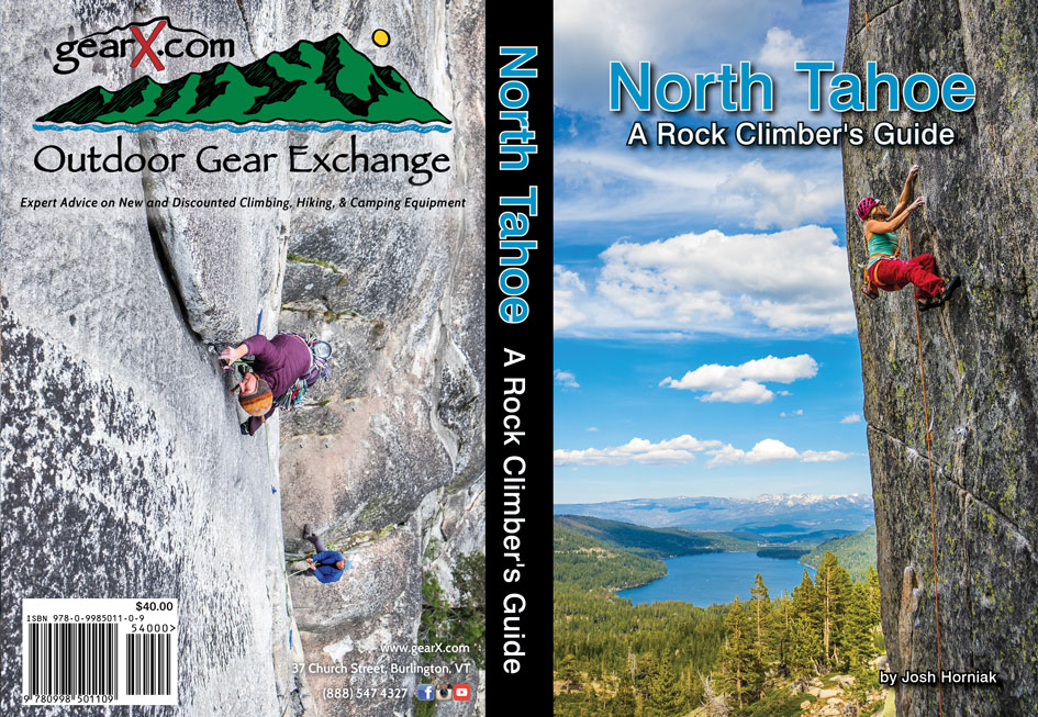 North Tahoe, A Rock Climber's Guide